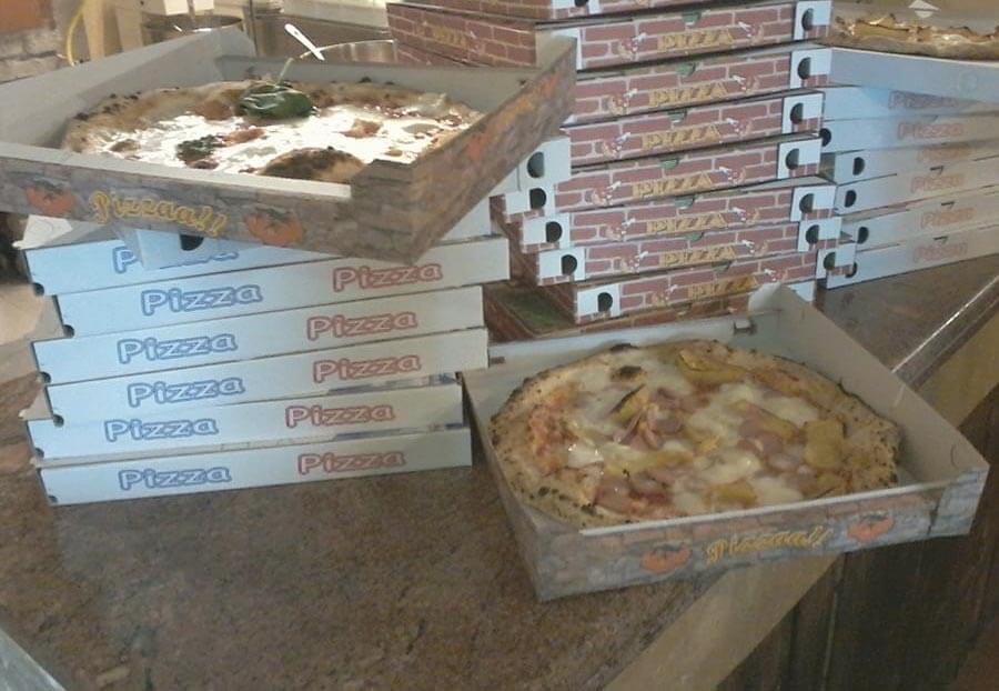 Pizza asporto Reggio Calabria
